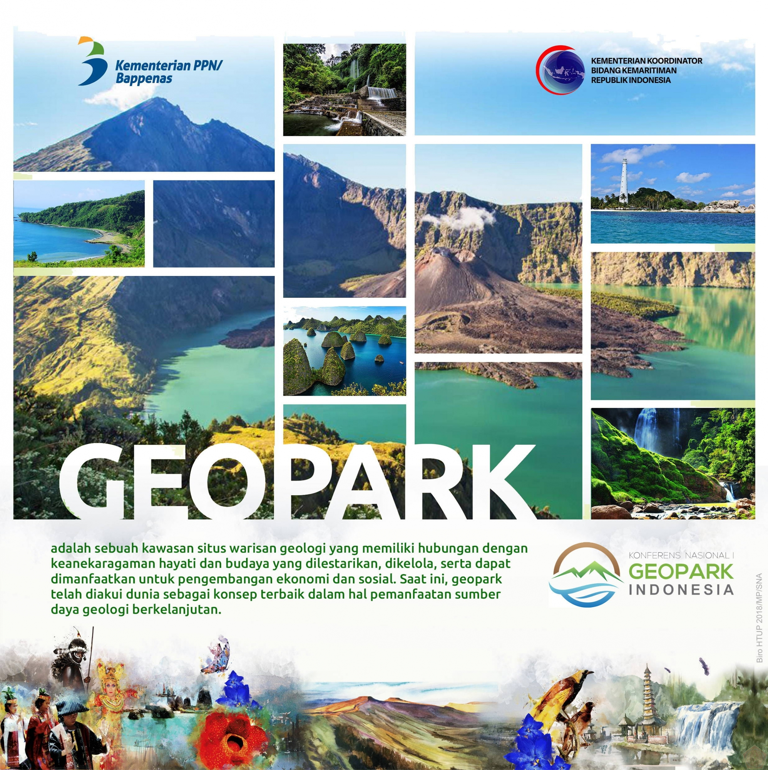 Geopark Indonesia Mendunia: Implementasi Sustainable Development Goalsmelalui Pengembangan Geopark