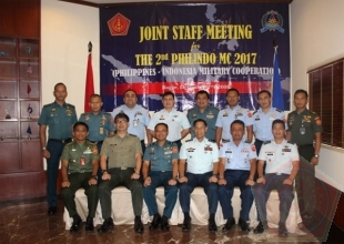 Joint Staff Meeting For The 2nd Philindo Mc 2017