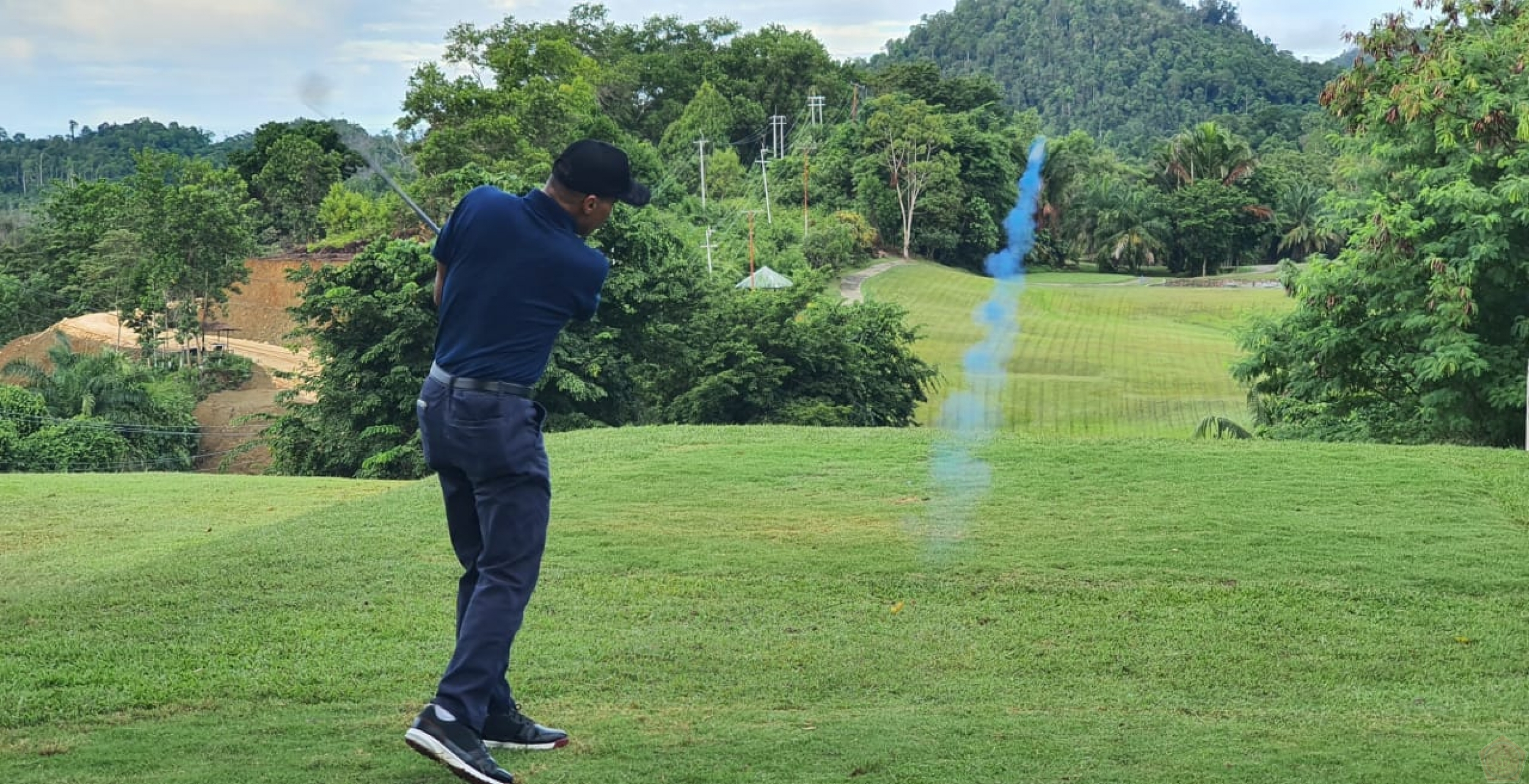 Pangdam XVII/Cenderawasih Buka Friendly Golf Tournament 2021