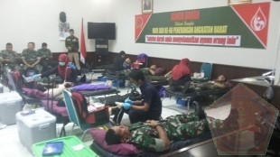 Partisipasi Penkostrad Sambut Hut ke-66 Dispenad
