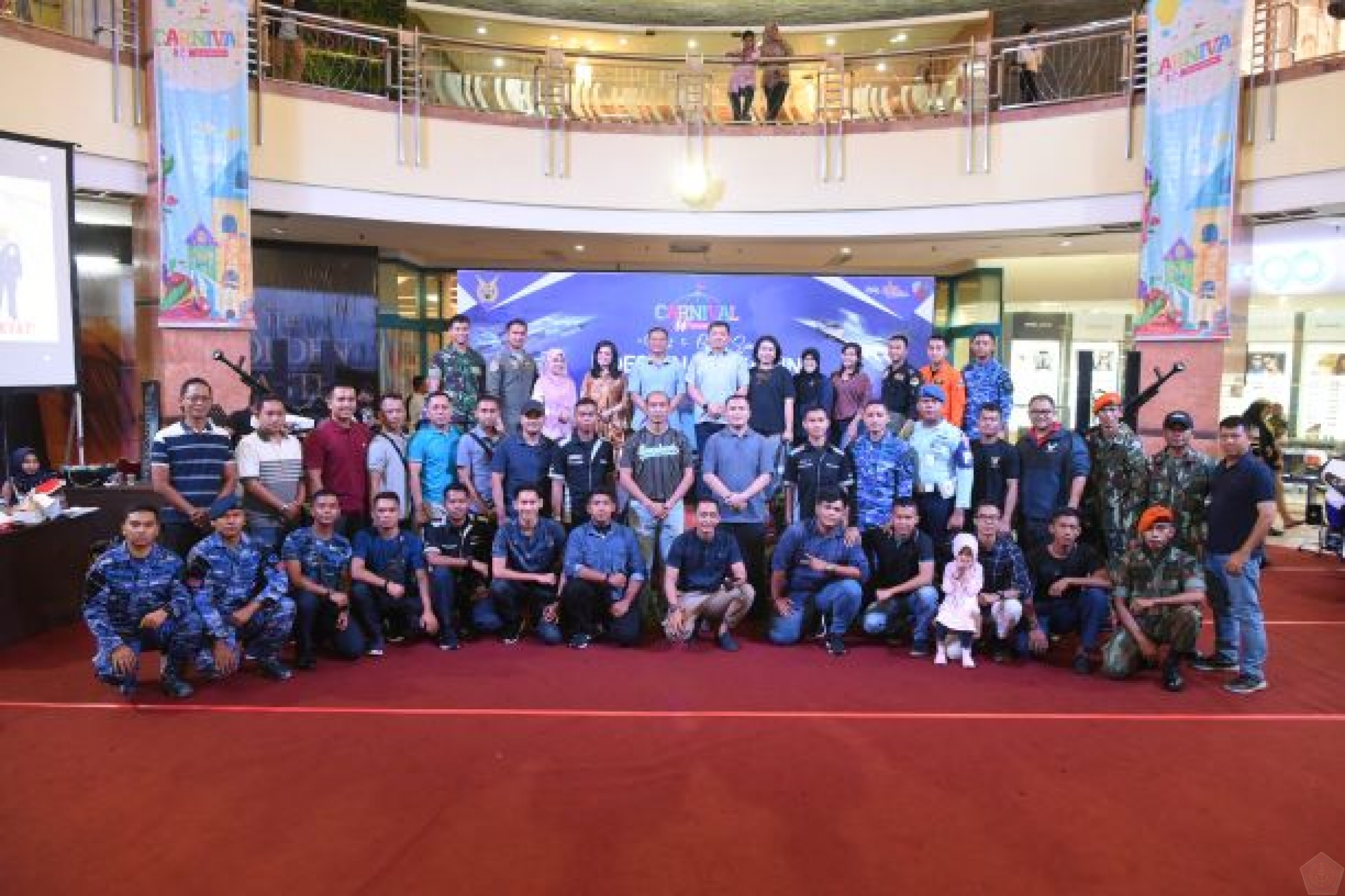 Danlanud Rsn Tutup Air Force Expo 2019