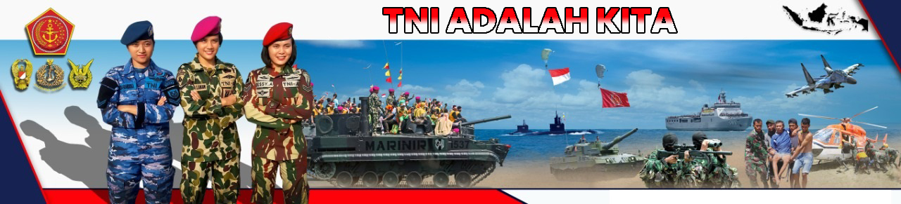 Website Tentara Nasional Indonesia